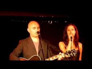 Vincent Baguian et Marjolaine en toute intimité ( 24.11.2010 à la Java )