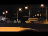 Харьков. Ночной разгон палаточного городка. ч.1(28.04.14)