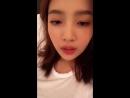180707 Joy (Red Velvet) @ Instagram redvelvet.smtown Live