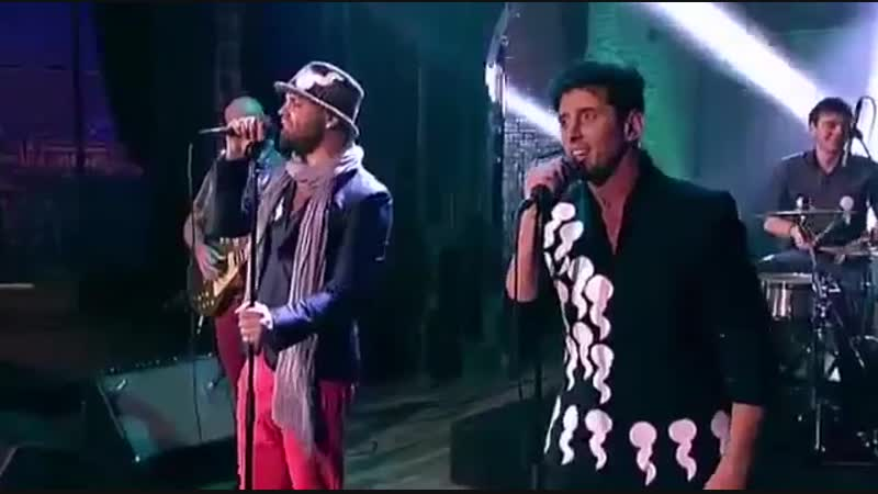 Градусы Головастики Live Премьера на шоу Вечерний Ургант 23 10 2012