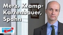 Nicolaus Fest zu Merz Kramp Karrenbauer Spahn