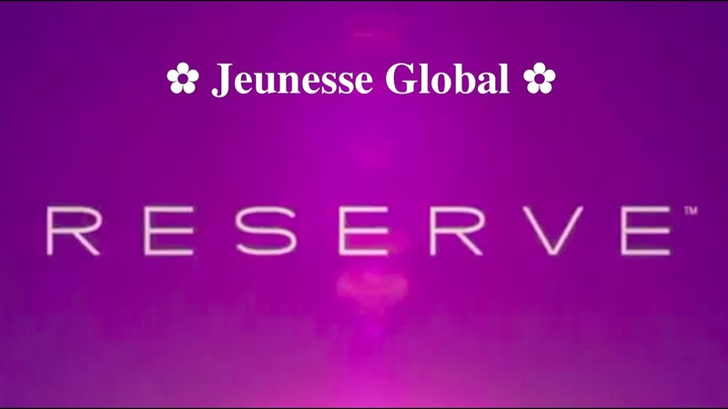 The most effective antioxidant ✿ Reserve ✿ Jeunesse Global