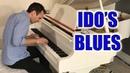 Idos Blues - Jazzy Blues Improvisation Jonny May