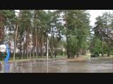Съёмка после дождя 11 июля 2015г в Браславе (Лесничевка).