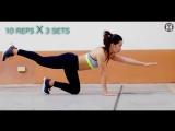 Спортхакерша: Летняя жаркая тренировка