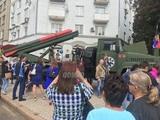 В Донбассе провели испытания новых реактивных систем Снежинка и Чебурашка