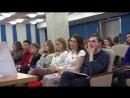 Тренинг для Волонтёров ЧМ 2018 в МЦПО при ТТЦ Останкино