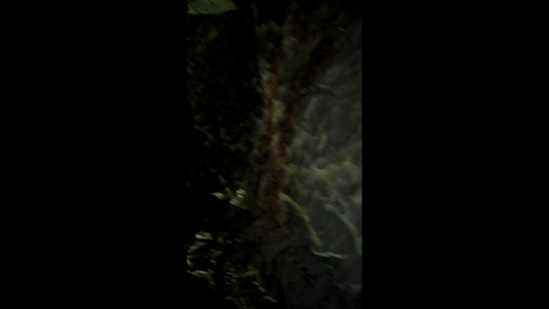 Пещера на Казыре