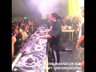 Boiler Room London - Kerri Chandler B2B Jeremy Underground
