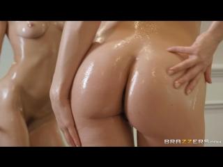 Aidra fox (still wet)[2018, brunette, deep throat, face fuck, natural tits, straight, facial, 1080p]