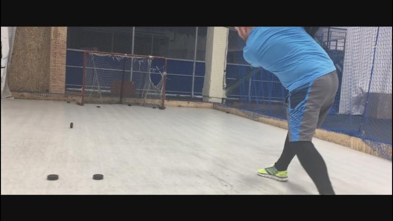 2-ух месячный курс по хоккею для взрослых