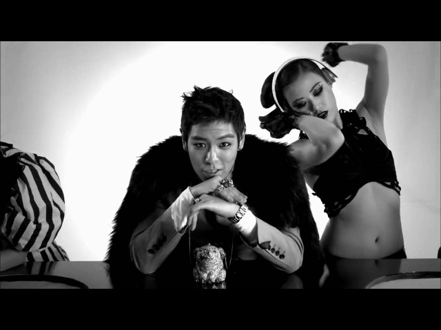T.O.P - Turn It Up [Korean Rap] HD MV