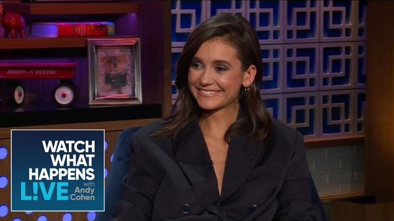 Was Nina Dobrev Satisfied With 'The Vampire Diaries' Finale?   WWHL