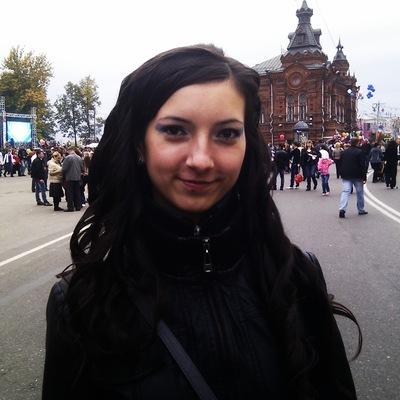 Евгения Андреева, 24 февраля 1990, Владимир, id83397698