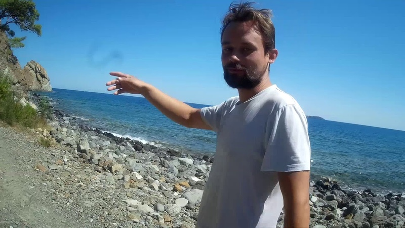 Бесплатный домик у моря