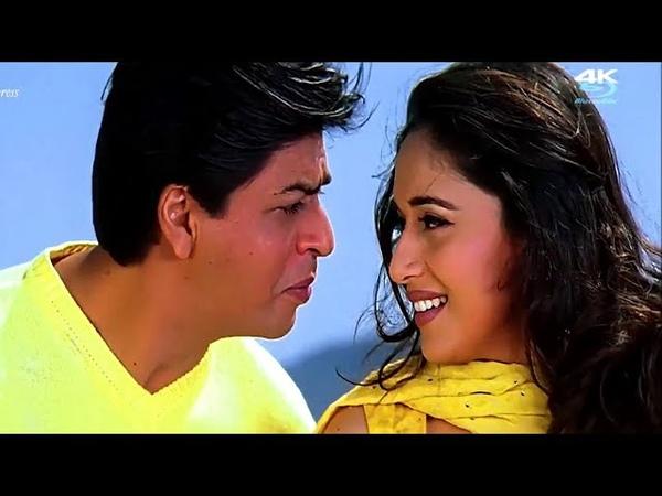 Hum Tumhare Hain Sanam Jhankar 4K HD Hum Tumhare Hain Sanam 2002 from Saadat