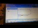 Traincontroller und Programmierung Ampeln auf dem Layout. Программирование светофоров..mp4