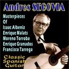 Andrés Segovia альбом Masterpieces