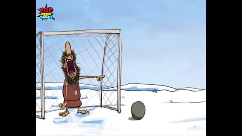 Originalos_ 21007 Years before Soccer_ Animated Cartoon Movies by Pop Teen Toons