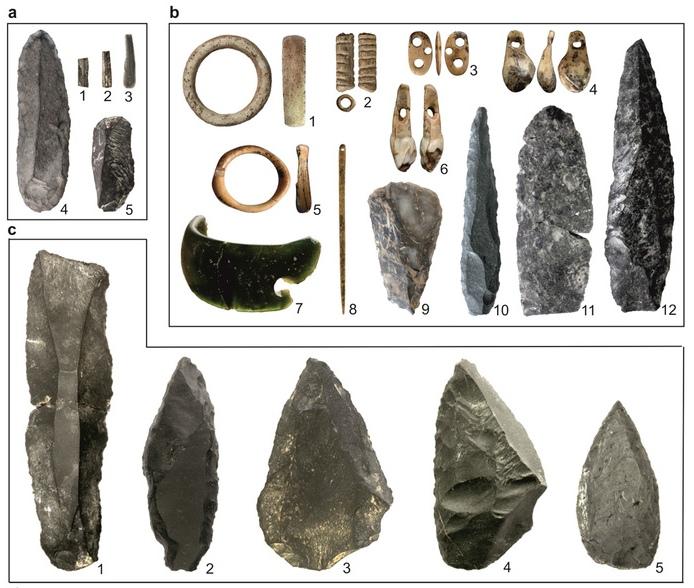 Артефакты из Денисовой пещеры, меняющие историю?