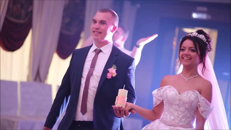Свадьба в Ресторане Европейский г. Белгород