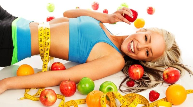11 продуктов которые сжигают жир / продукты для похудения