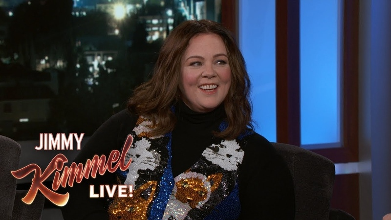 Melissa McCarthy Gets Very Nervous Voting