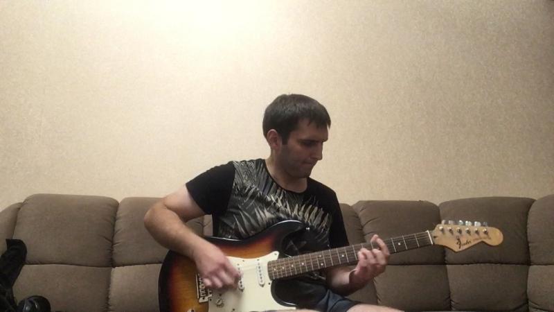 Nirvana - Rape me (guitar cover)