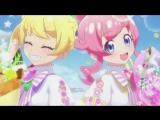 Mirai Momoyama & Emo Moegi — «Ready Action!» (Kiratto Pri☆Сhan 02)