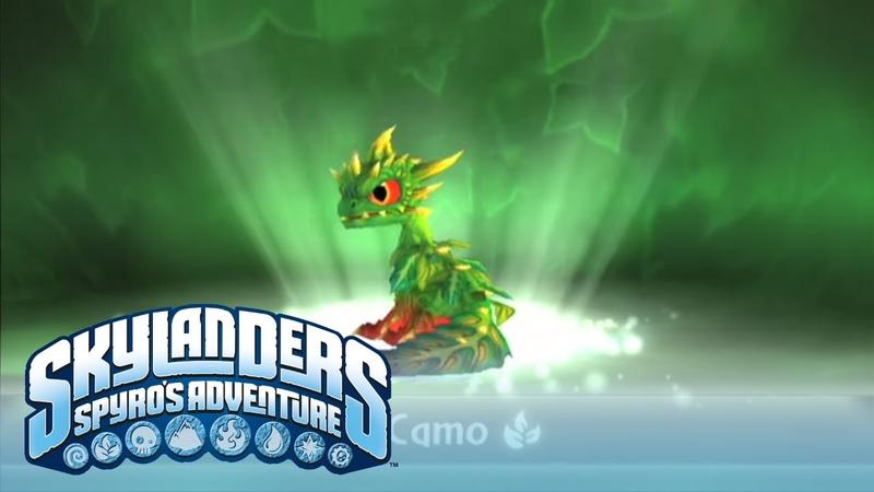 Meet the Skylanders: Camo