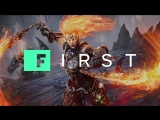 Darksiders III: Enter the Flame Hollow - IGN First