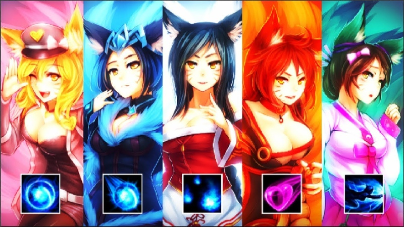 GOD LEVEL AHRI PLAYS