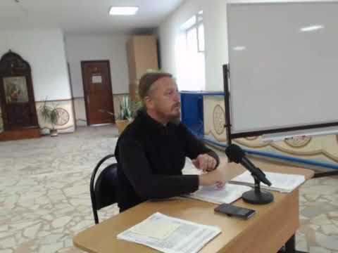 И.Н.Попов; кандидат богословия.История Русской Православной Церкви (Лекция 4)