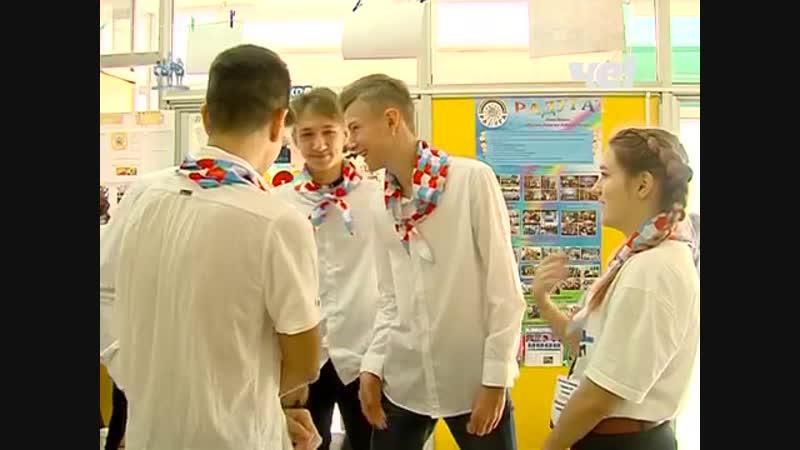 Глава администрации Алексей Бирюлин посетил лагерь «Содружество»