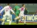 1996 - Гол Дмитрия Аленичева в ворота московского