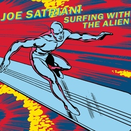 Joe Satriani альбом Surfing With The Alien