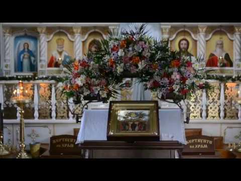 Кондак Вознесению Хор Свято-Ильинского храма г.Саки