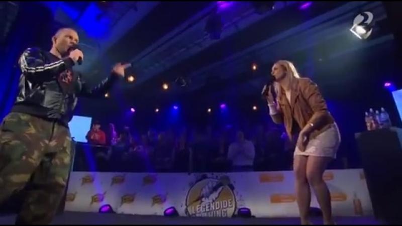 Legendide lahing 2018 - Lauri Liiv vs Nele-Liis Vaiksoo (29.04.2018) ( 356 X 640 )