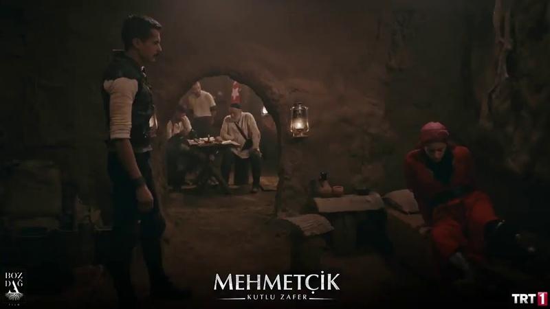 Mehmetçik Kutlu Zafer 20.Bölüm Fatma Üsküplünün ölmediğini öğrenir.