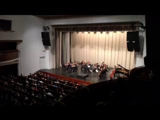 «Моцарт и Сальери» Ю.Башмет и Г.Сиятвинда