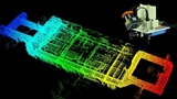 Online Monocular-laser Integrated Mapping