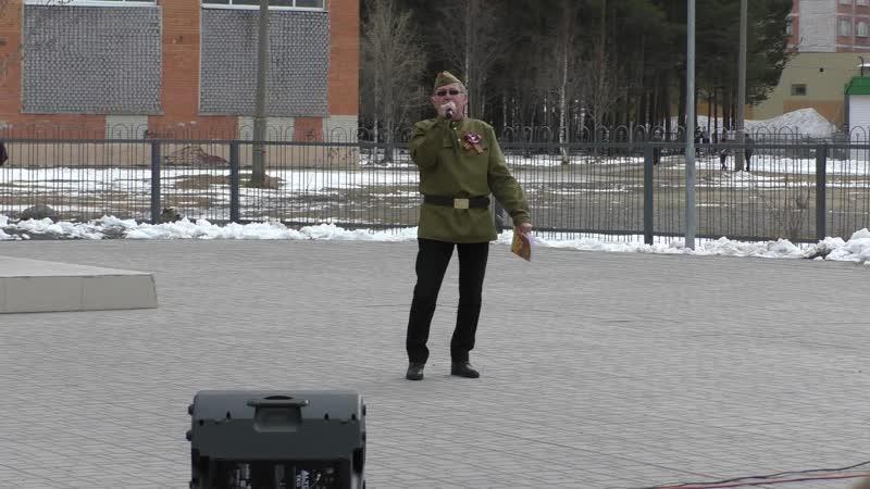 Песня Пора в путь дорогу Илья Плеханов Майский вальс 2019