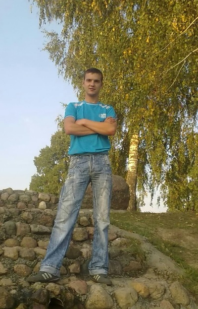 Вовка Иванов, 25 декабря 1990, Могилев, id128444753