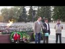 Выступление на митинге 4.1018 С.Вахрушева СТОП ГОК, к сожалению, не все попало в кадр
