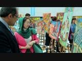 ВЫСТАВКА РОССИЙСКОЙ ХУДОЖНИЦЫ Натан в Музее Первого Президента Республики Казахстан