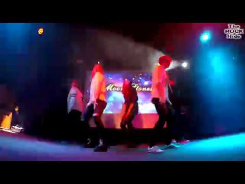 [GP] 24K - Bonnie N Clyde dance cover by MOON STONES [K-POP PARTY GOLDEN ERA (21-22.12.2018)]