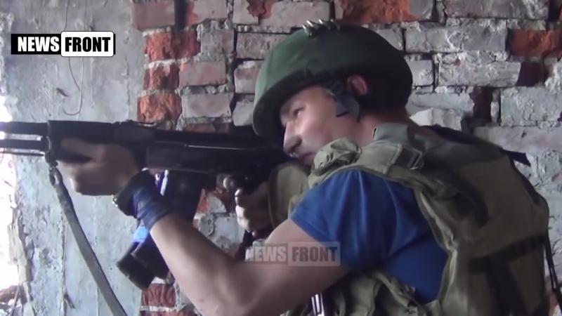 Пранкер Edward Bil воевал на Добассе (Донецкий Аэропорт 9 июня 2015 )