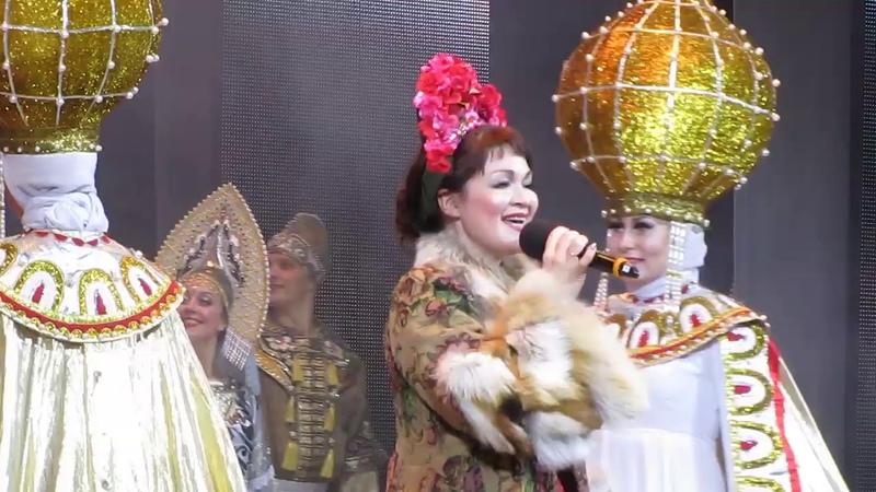 Золотая Сибирь! Клара Полухина, фолктеатр Ладов день и Енисейские зори