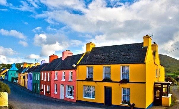 Айрис, Ирландия