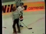 Чемпионат мира по хоккею 1985, Прага, групповой этап, СССР-США, 11-1, 3 место, Мыльников Сергей